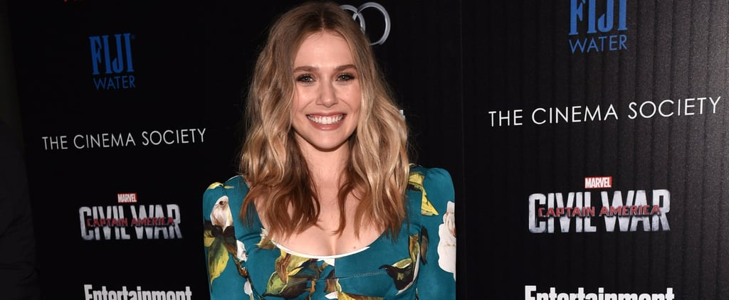 Elizabeth Olsen Just Made a Style Choice We Never Saw Coming — and That's What Makes It Even Sweeter