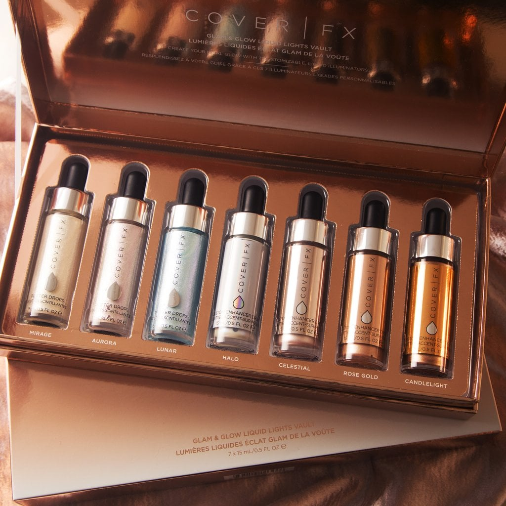 CoverFX Glam and Glow Liquid Lights Vault​