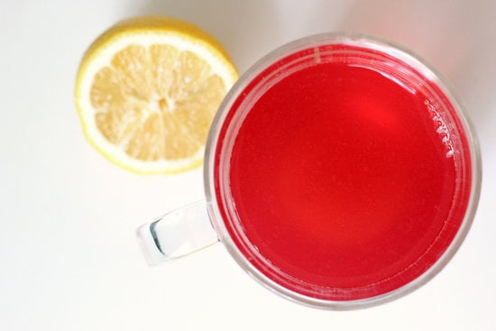 Cranberry Apple Cider Vinegar Detox Drink