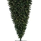 Knocked Upside Down Christmas Tree