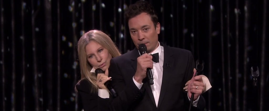 Barbra Streisand on The Tonight Show 2014 | Video