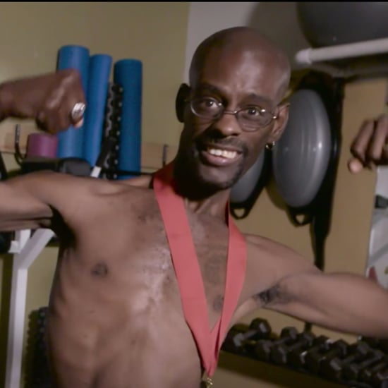 Bodybuilder With Cerebral Palsy