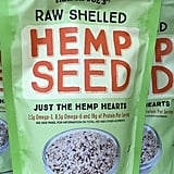 Raw Shelled Hemp Seed