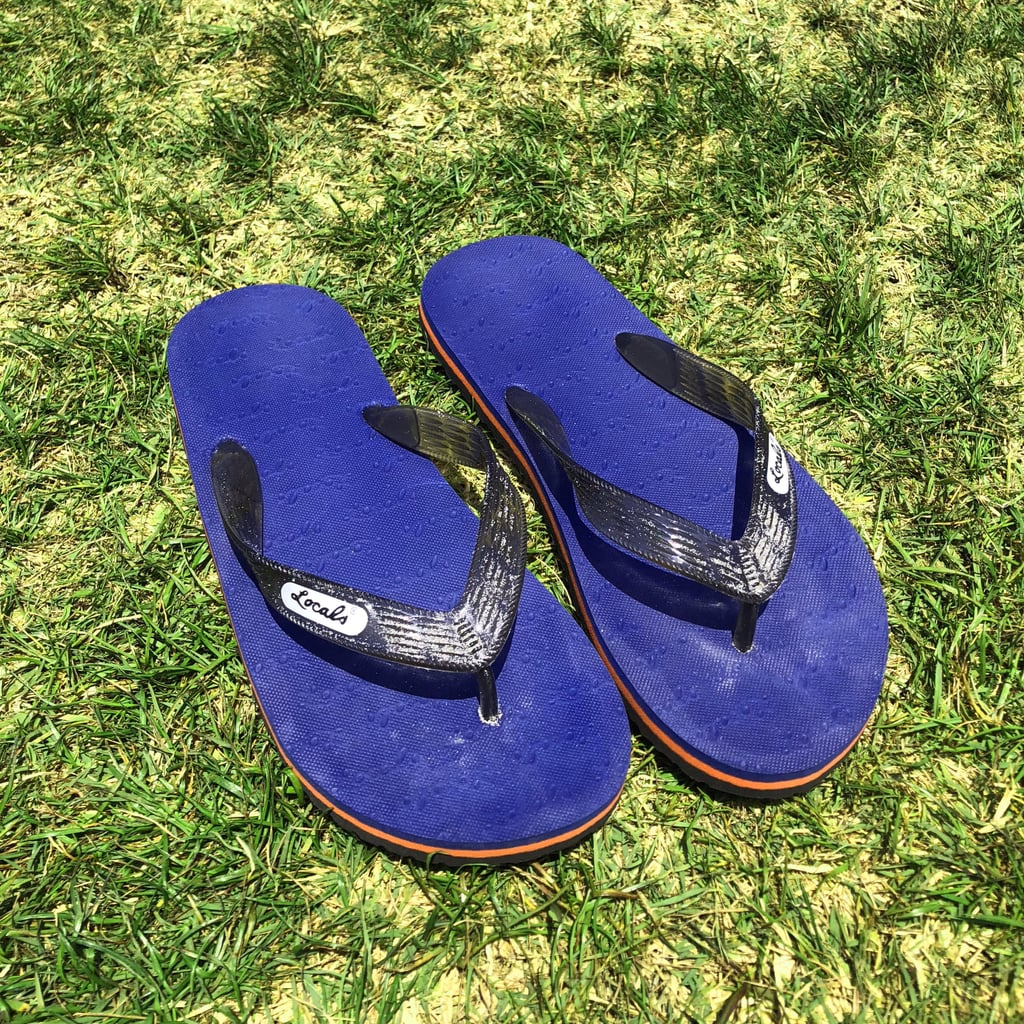 Locals Slippers Flip-Flop Review on Amazon
