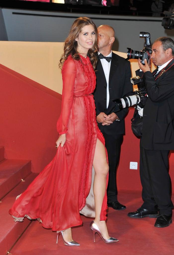 Best 2011 Cannes Film Festival Red Carpet Fashion Photos