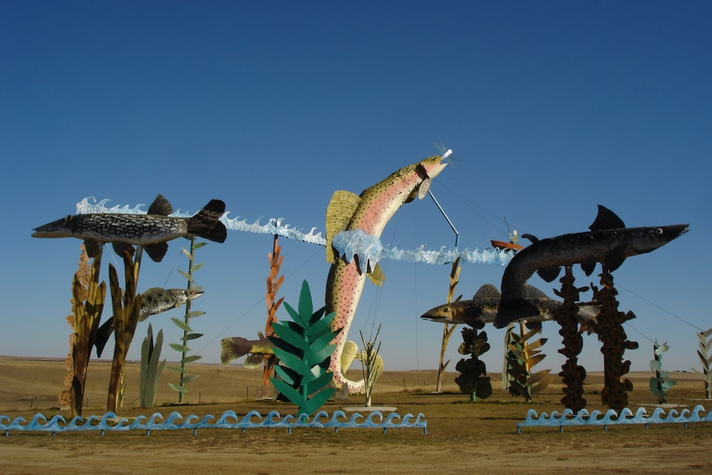 The Enchanted Highway