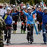 Patrouille des Glaciers Ski Mountaineering Race, 2016