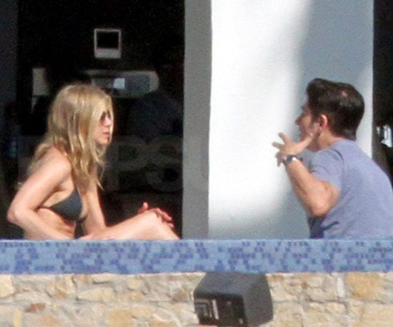 Slide Picture of Jennifer Aniston in Cabo For Thanksgiving Bikini Vacation