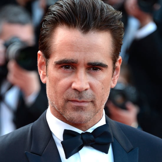 Cannes We Just Take a Minute to Talk About Colin Farrell?