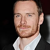 Michael Fassbender looked hot at a London premiere.