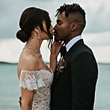 "Shanina Shaik Married Gregory ""DJ Ruckus"" Andrews"