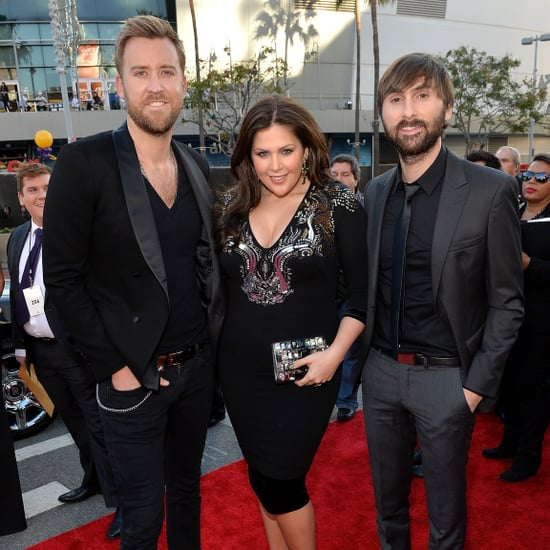 Celebrities on the American Music Awards Red Carpet 2013