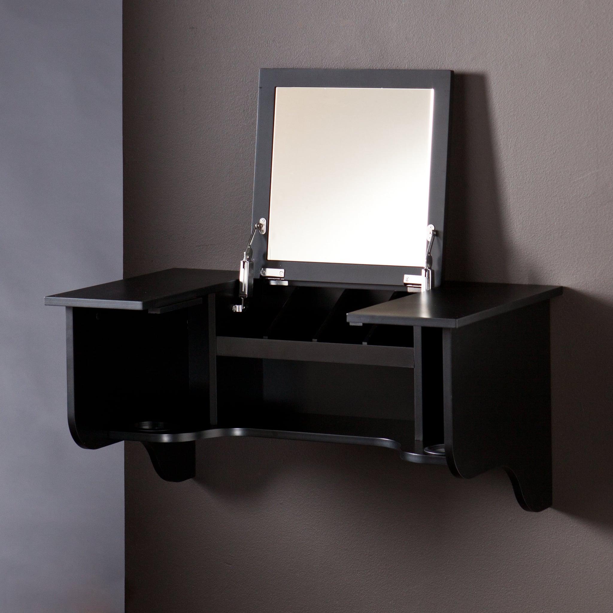 Teresa Wall Mount Vanity With Mirror | 100+ Bedroom ...