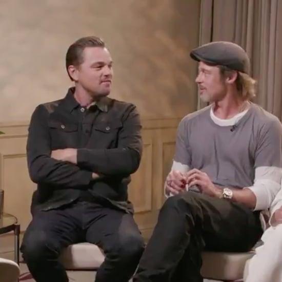 Leonardo DiCaprio Talks Titanic Door Scene Video