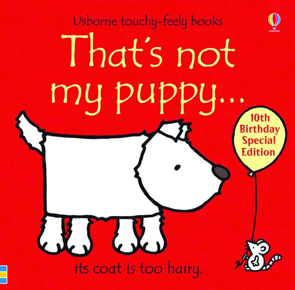 That's Not My Puppy . . .