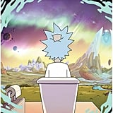 Rick and Morty Shy 1000 Piece Puzzle