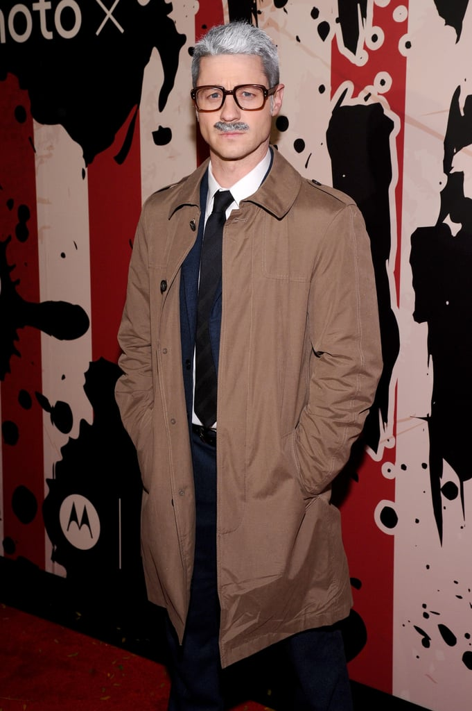 Ben McKenzie as James Gordon From Batman