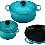 Le Creuset Signature Cast Iron Set