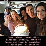 Blake Lively's Birthday Message For Nail Artist Elle Gerstein