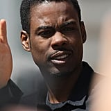 Chris Rock smiled at a photo shoot for Madagascar 3 at the Cannes Film Festival.