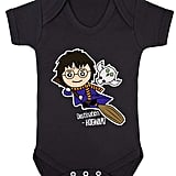 Harry Potter Destination Hogwart Onesie