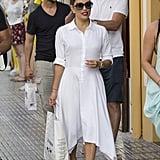 July in Ibiza, Spain
