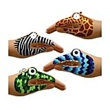 Animal and Monster Hand Tattoo Sets