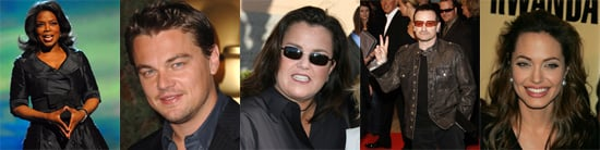 Dear Poll: What Celebrity Would you Want to see as President?