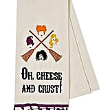 Cheese and Crust Dish Towel