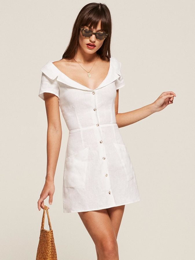 Reformation Ford Dress