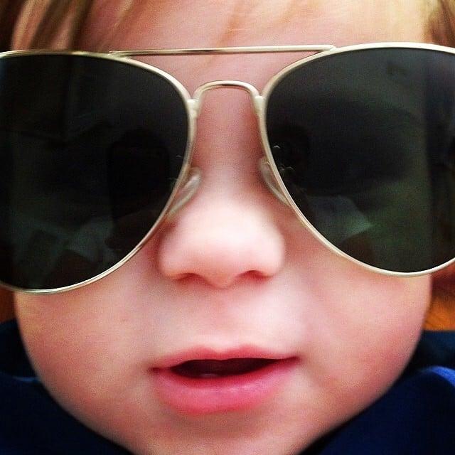 Jaime King celebrated little James's 10-month birthday. Source: Instagram user jaime_king