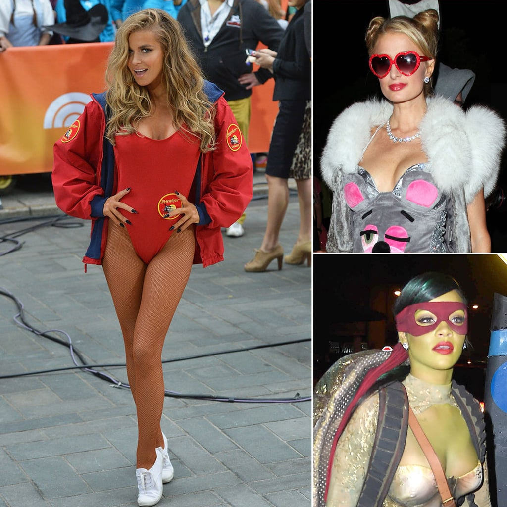 Sexy Celebrity Halloween Costumes | Pictures | POPSUGAR ...