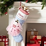 Ballerina Stocking