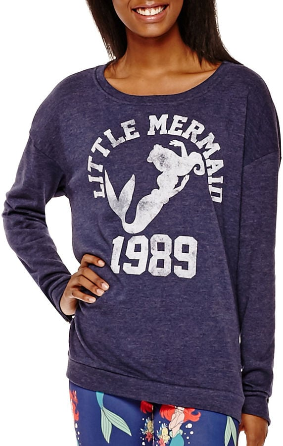 Little Mermaid Sweatshirt Cheap Disney Gifts For Adults Popsugar