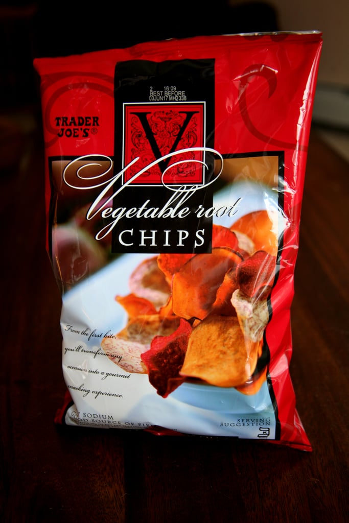 Vegetable Root Chips