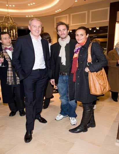 Stars Come Out for Banana Republic Opening