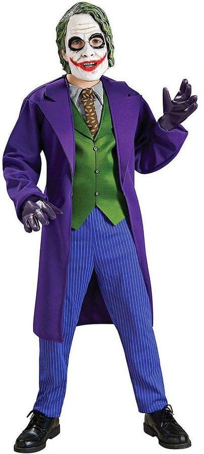 Batman The Dark Knight Deluxe The Joker Costume