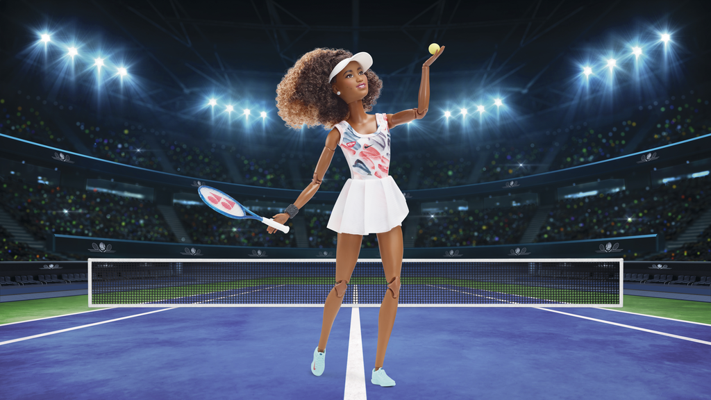 """Professional tennis player and mental health advocate, Naomi Osaka, is the latest to get a Barbie Role Model Doll in her likeness! Featuring Naomi's Yonex tennis racket and a Nike outfit she wore at the 2020 Australian Open, the doll is ready to serve serious game just like the four-time Grand Slam singles champion. However, this isn't the first time the athlete and human rights activist has been spotlighted by Barbie. In honour of International Women's Day and Barbie's 60th anniversary in 2019, Naomi was recognised as a Role Model with her very own Barbie Shero doll alongside actress Yara Shahidi and other inspiring women around the world.      Related:                                                                                                                                """"What Am I, If I'm Not a Good Tennis Player?"""" Watch the Trailer For Naomi Osaka's Netflix Doc               """"It's such an honour to be a part of the Barbie Role Model series, and to remind young girls that they can make a difference in the world,"""" Naomi, who will be competing in her first Olympics for Japan this month, said in a press release. """"I want young girls everywhere to feel empowered to dream big and to know that if they believe in themselves that anything is possible!"""" See and shop the Naomi Osaka Barbie Role Model doll below, which is now available ahead of Naomi's Tokyo Olympics debut later this month.      Related:                                                                                                           The New Toys Coming Out in 2021, From Lego Sets to Barbies"""