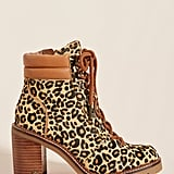 Sam Edelman Sade Lace-Up Ankle Boots