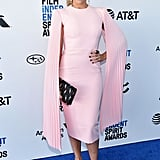 Toni Collette at the 2019 Independent Spirit Awards