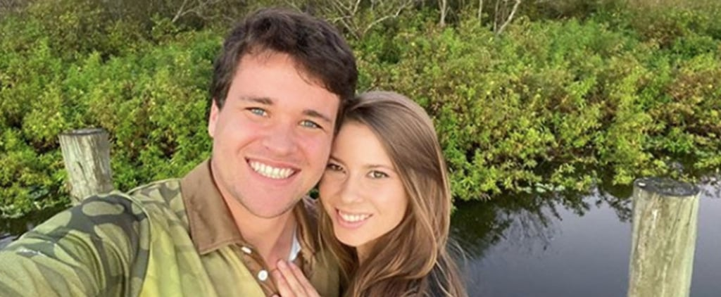 Bindi Irwin and Chandler Powell Wedding Pictures