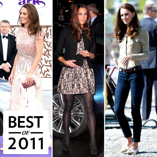 Kate Middleton's Style in 2011