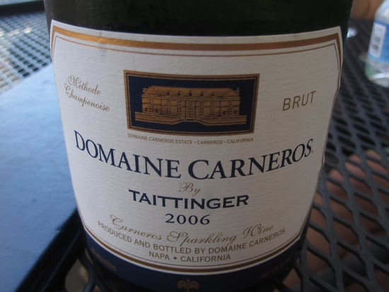 Review of 2006 Domaine Carneros Brut