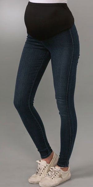 Maternity Koi Denim Leggings