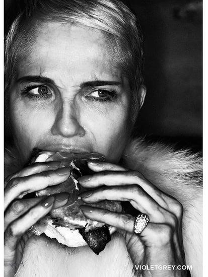 See Ellen Barkin's New Unretouched Photo Shoot