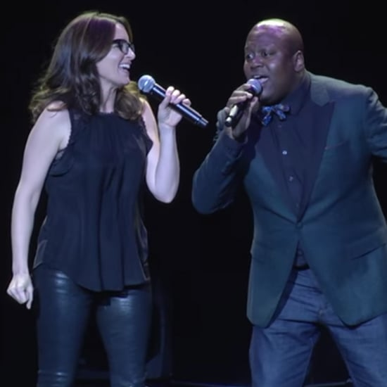 Tina Fey and Tituss Burgess at the Miscast Gala 2016 | Video
