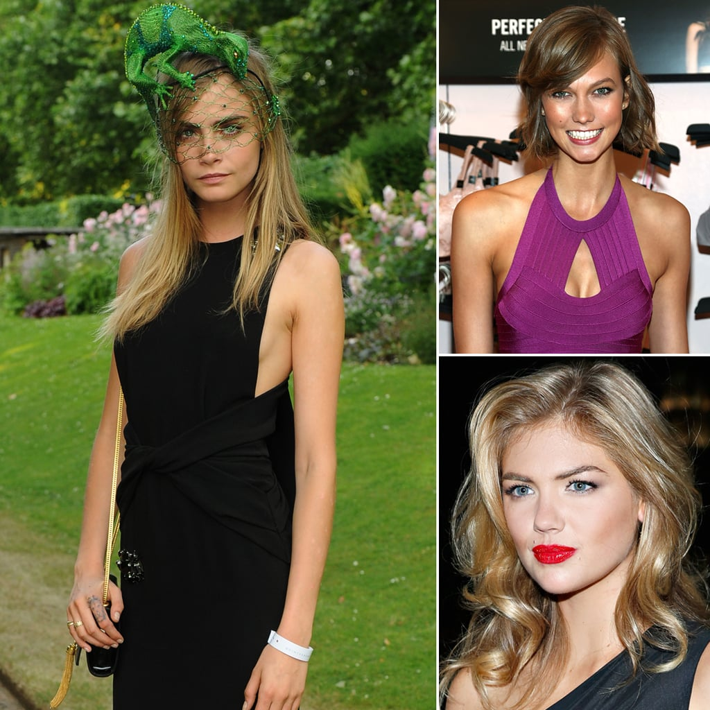 Model Behaviour: Swoon Over Their Best Beauty Moments