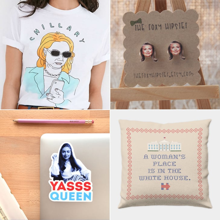29 Hillary Clinton Goodies For the Most Dedicated Supporters