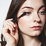 You only need to pump the mascara wand in the tube once.