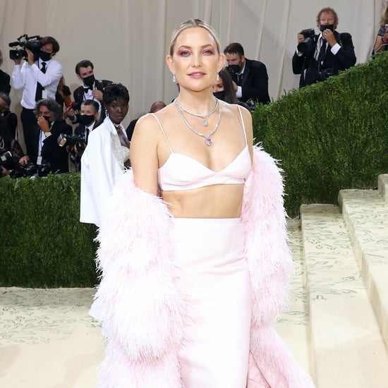 See Kate Hudson's Classic French Manicure For Her Engagement